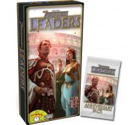 Настольная игра 7 Wonders Leaders Set (7 Чудес Лидеры Наборы)