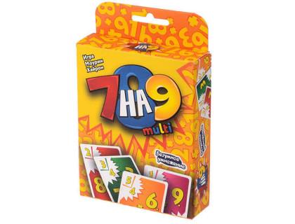 Настольная игра 7 на 9 Мульти (7 to 9 Multi)