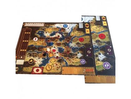 Настольная игра Серп: Расширение игрового поля (Scythe)