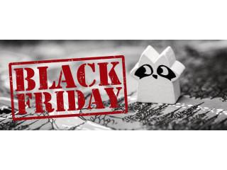 Черная пятница с 23 по 28 ноября