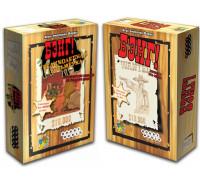 Настольная игра Бэнг! (Bang!) + Бэнг! Великолепная восьмёрка (Bang! Dodge City)
