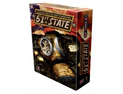 Настольная игра 51st State (51 штат)