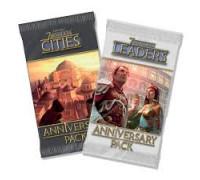 Настольная игра 7 Wonders: Anniversary Pack европейское издание