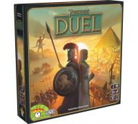 Настольная игра 7 Чудес Дуэль (7 Wonders Duel) европейское издание