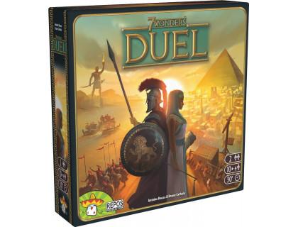 Настольная игра 7 Чудес Дуэль (7 Wonders Duel) русское издание