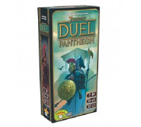 Настольная игра 7 Wonders: Duel - Pantheon (7 Чудес Дуэль: Пантеон)