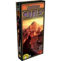 Настольная игра 7 Wonders Cities (7 чудес Города) европейское издание