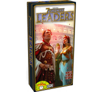 Настольная игра 7 Wonders Leaders (7 чудес Лидеры) американское издание