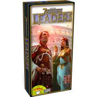 Настольная игра 7 Wonders Leaders (7 чудес Лидеры) европейское издание