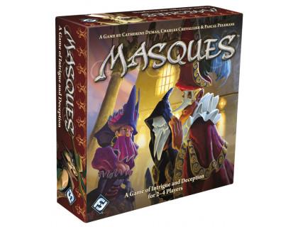 Настольная игра Masques (Маски, Маскарад)