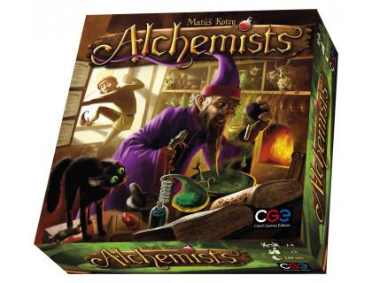Настольная игра Alchemists (Алхимики) русское издание