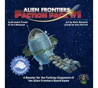 Настольная игра Alien Frontiers: Faction Pack #1 (Чужие рубежи)