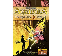 Настольная игра Agricola: Tannenbaum Deck (Агрикола. Легенды, Agricola: The Legendary Forest Deck)
