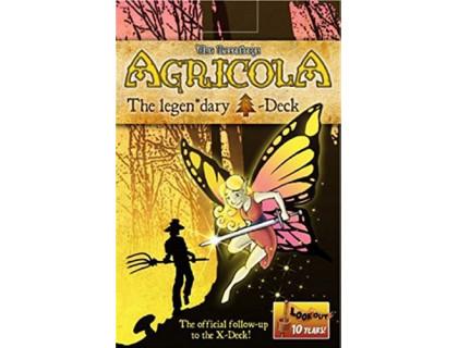 Настольная игра Agricola: Tannenbaum Deck (Агрикола. Легенды, Agricola: The Legendary Forest Deck)