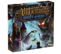 Настольная игра Alchemists: The King's Golem (Алхимики: Голем)