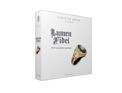 Настольная игра Агентство ВРЕМЯ: Свет веры (TIME Stories: Lumen Fidei)