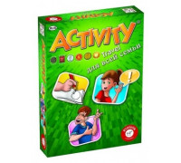 Настольная игра Активити Travel Семейный (Activity Travel)