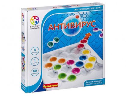 Настольная игра-головоломка Антивирус