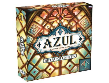Настольная игра Азул. Витражи Синтры (Azul)