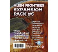 Настольная игра Alien Frontiers: Expansion Pack #6 (Чужие рубежи)