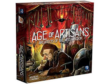 Настольная игра Architects of the West Kingdom: Age of Artisans (Архитекторы)