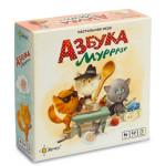 Настольная игра Азбука Мурзе