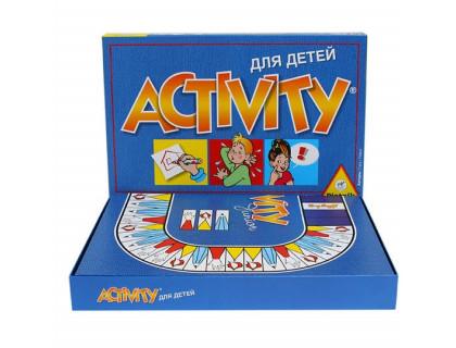 Настольная игра Активити Турбо для детей (Activity Turbo Junior)