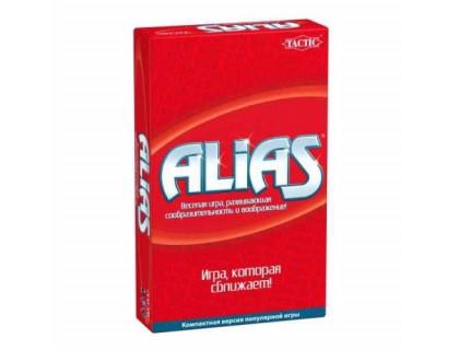 Настольная игра Алиас компактный (Alias compact, alias travel)
