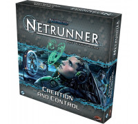 Настольная игра Android Netrunner LCG: Creation and Control Deluxe