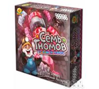 Настольная игра Семь гномов и самоцветная шахта (Bling Bling Gemstone)