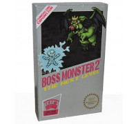 Настольная игра Boss Monster 2: The Next Level (Босс монстер 2)
