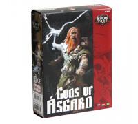 Настольная игра Blood Rage: Gods of Аsgard (Кровь и Ярость: Боги Асгарда)