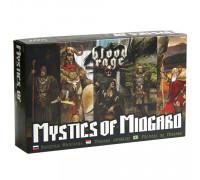Настольная игра Blood Rage: Mystics of Midgard (Кровь и Ярость: Колдуны Мидгарда)