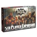 Настольная игра Blood Rage: 5th Player Expansion (Кровь и Ярость: Пятый игрок)