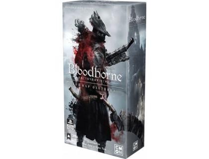Настольная игра Bloodborne. Кошмар охотника (Порождение крови, Бладборн)