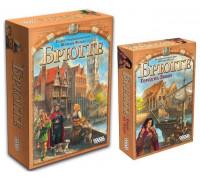 Настольная игра Брюгге + Брюгге: Город на Звине (Brugge)
