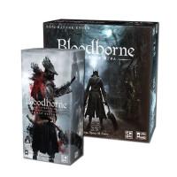 Настольная игра Bloodborne + Bloodborne. Кошмар охотника