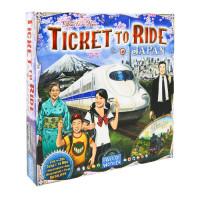 Настольная игра Ticket to Ride: Japan & Italy (Билет на поезд: Япония и Италия)