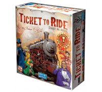 Настольная игра Билет на поезд: Америка (Ticket to Ride: America)