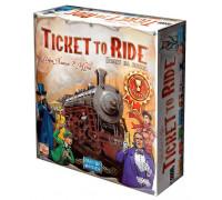 Настольная игра Билет на поезд: Америка (Ticket to Ride: America)