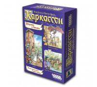 Настольная игра Каркассон: Дворяне и Башни (Carcassonne: nobles and towers)