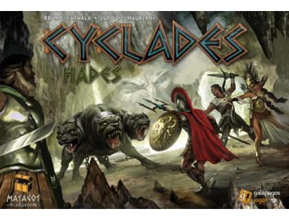 Настольная игра Cyclades: Hades (Киклады: Аид)
