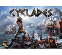 Настольная игра Cyclades (Киклады)