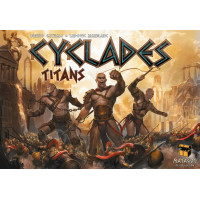 Настольная игра Cyclades: Titans (Киклады: Титаны)