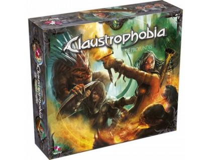 Настольная игра Claustrophobia: De Profundis (Клаустрофобия: из Бездны)