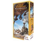 Настольная игра Colt Express: Horses & Stagecoach (Кольт-экспресс. Лошади и дилижанс)