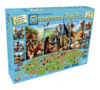 Настольная игра Carcassonne: Big Box 6 2017 (Каркассон 2017)