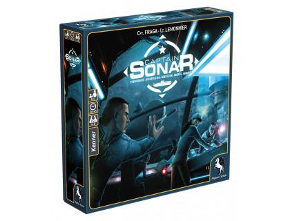 Настольная игра Captain Sonar (Капитан Сонар)