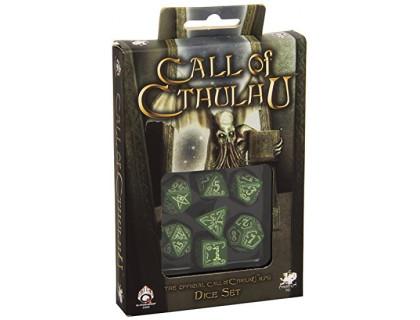 Набор кубиков Cthulhu Dice Set (Ктулху)