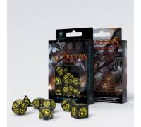 Набор кубиков для RPG Dragon Dice (Драконьи дайсы)